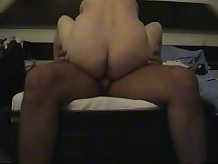 Big ass Milfs in hotel room  ride 9 inch cock