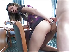 Mom wants it in the ass