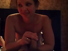 Russian mature couple at home 4