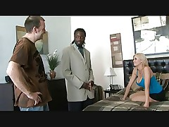 MOM'S CUCKOLD 3 mom and black dick in front of her husband