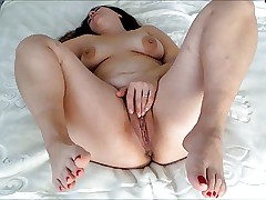 Housewife and mother like Gangbang with BBC