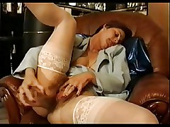Hairy Milf Loves Bottle In Ass by TROC