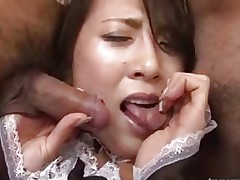 Mature Asuka Tsukamoto loves Gangbangs (Uncensored)